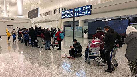 Airlines suspend flights due to coronavirus outbreak