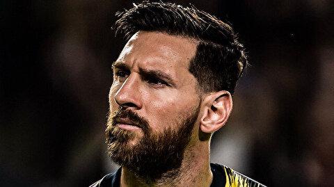 Barcelonalı Lionel Messi'den ayakta alkışlanacak hareket