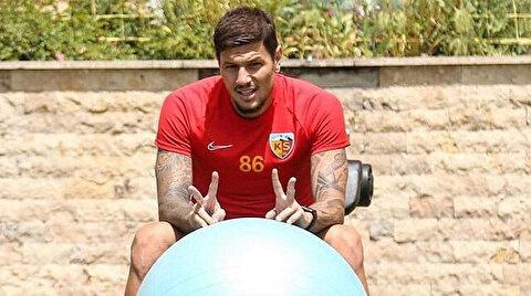 Diego Angelo: Kayserispor ligde kalacak