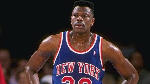 NBA efsanesi Patrick Ewing koronavirüse yakalandı