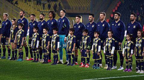 Fenerbahçe'nin en fit futbolcusu belli oldu