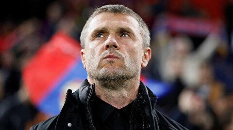 Rebrov'un menajeri açıkladı: Fenerbahçe ile görüştük