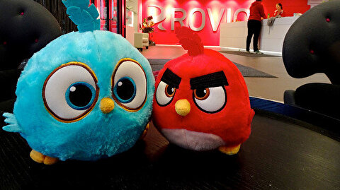 Angry Birds maker Rovio looks to women to solve growth puzzle
