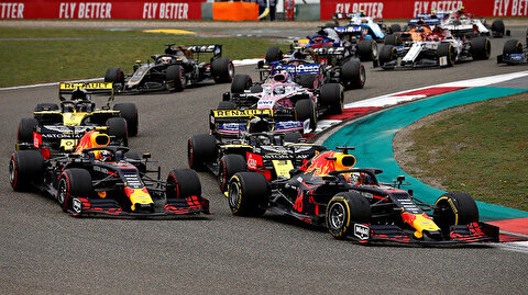 China offered two F1 races this year: Shanghai official
