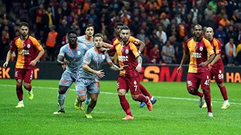 Galatasaray-Başakşehir rekabetinde dikkati çeken istatistik