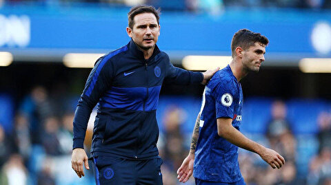 Lampard'dan Pulisic'e övgü: Salah, Mane ve Sterling seviyesine gelecek