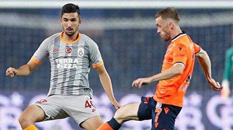 Emin Bayram Galatasaray ile 2. maçına çıktı: Sosyal medya yıkıldı