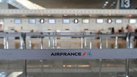 الخطوط الفرنسية تعتزم إلغاء 7580 وظيفة