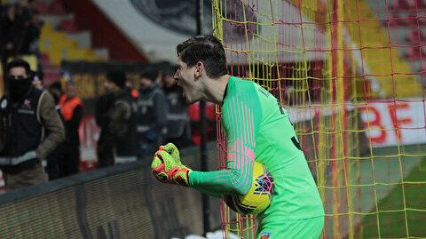Kayserispor-Beşiktaş maçına Silviu Lung damga vurdu: Teklif Twitter'dan geldi