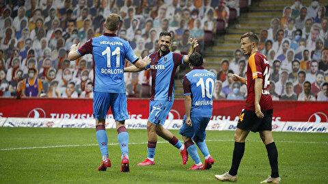 Trabzonsporlu Filip Novak şov yapıyor