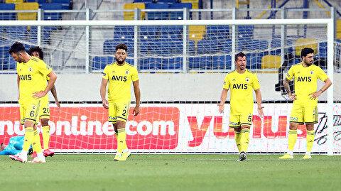 Fenerbahçe deplasmanda 1 puanı Emre Belözoğlu ile kazandı