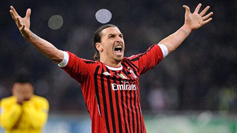 Zlatan Ibrahimovic verdiği cevaplarla yine şaşırtmadı