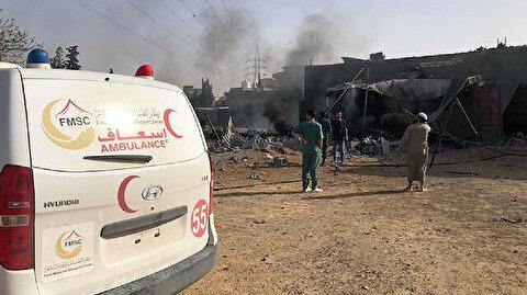 كوارد ليبيا الطبية مستاءة من صمت العالم تجاه استهداف حفتر لها