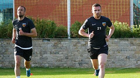 Kayserispor'da kritik maç öncesi 3 futbolcu kadro dışı
