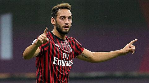 Serie A'nın muhteşem ikilisi Hakan Çalhanoğlu ve Zlatan Ibrahimovic İtalya'yı sallıyor