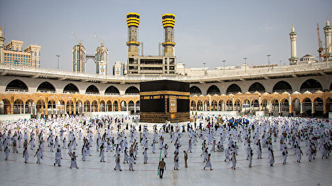 Muslim pilgrims perform last Hajj ritual in Mecca