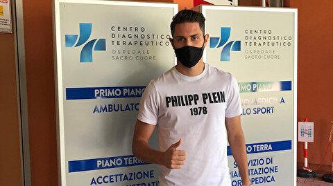 Hellas Verona milli oyuncu Mert Çetin'i kadrosuna kattı