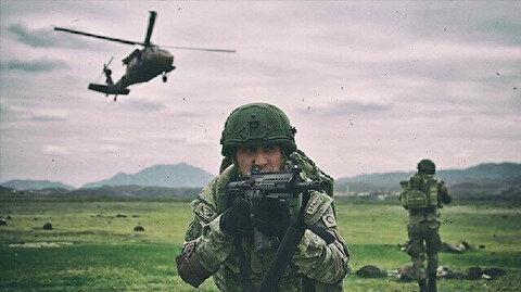 Turkey 'neutralizes' two PKK terrorists in N.Iraq