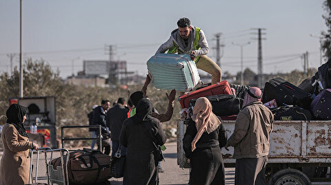 Egypt reopens Gaza crossing for three days