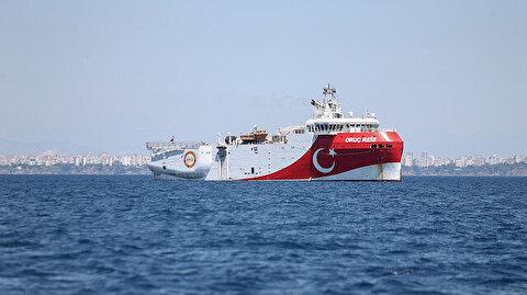Germany calls for Turkey-Greece talks on Eastern Med