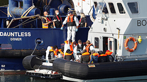UK determined to work with France to stop small boat crossings