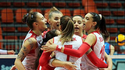 Turkey wins gold in U19 Volleyball European Championship