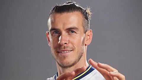 Real Madrid'in yıldızı Gareth Bale Tottenham'da