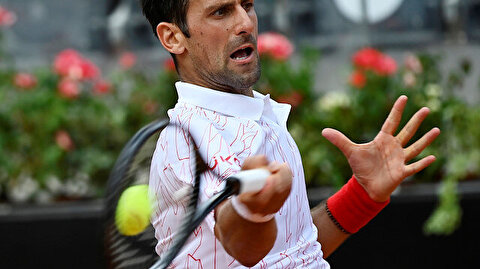 Anger Management? 'I'm not perfect,' says Djokovic after losing cool at Italian Open