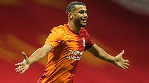 Belhanda kilidi açtı Galatasaray Avrupa Ligi'nde turladı