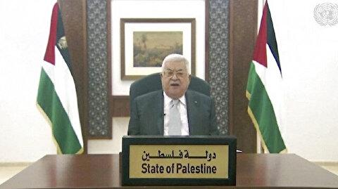الرئيس الفلسطيني يطلب عقد مؤتمر دولي للسلام مطلع 2021