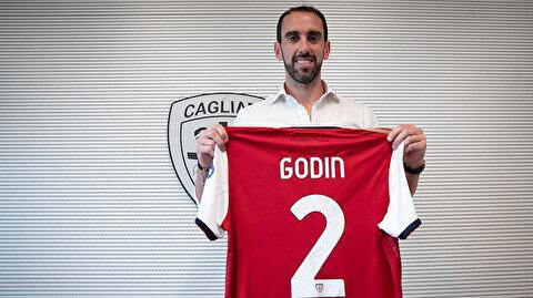 Cagliari, Fenerbahçe'nin de istediği Diego Godin'i transfer etti