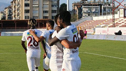 Hatayspor tek golle Kasımpaşa'yı devirdi