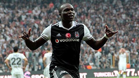 Beşiktaş Vincent Aboubakar'ın lisansını çıkardı