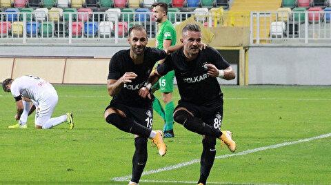 Altay, Eskişehirspor'u 6-0 mağlup etti (ÖZET)