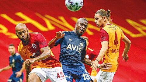 Sessiz derbi: Gol çıkmayan maçta tam 11 sarı kart çıktı