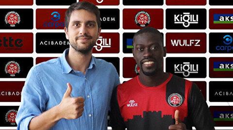 Fatih Karagümrük'ten flaş transfer: Badou Ndiaye imzayı attı