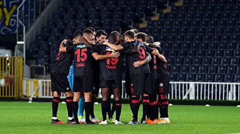 Fatih Karagümrük-Kasımpaşa maçı Şükrü Saraçoğlu'nda oynanacak