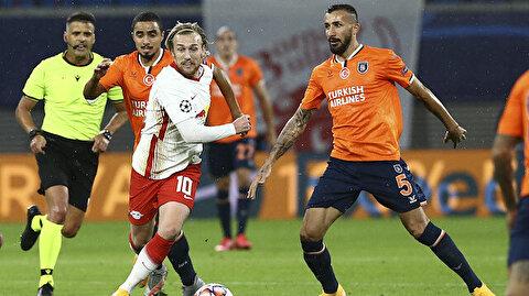 Mehmet Topal Şampiyonlar Ligi maçında Türk futbol tarihine geçti