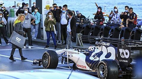 F1 returns to Turkish Grand Prix with 16 drivers