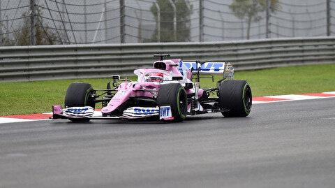 F1: Lance Stroll takes Turkish Grand Prix pole position