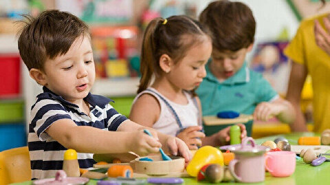 Pre-schools to continue face-to-face education in Turkey