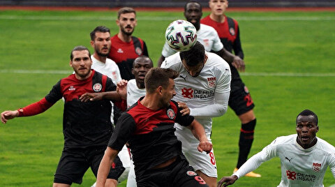 Karagümrük ile Sivasspor yenişemedi