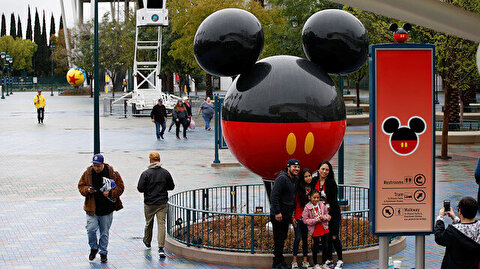 Disney to lay off about 32,000 workers in first half of 2021
