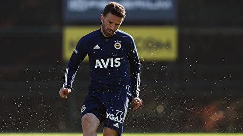 Fenerbahçe'de Beşiktaş derbisi öncesinde Gökhan Gönül sevinci yaşanıyor