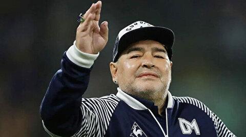 Şaşkına çeviren açıklama: Maradona fakir öldü