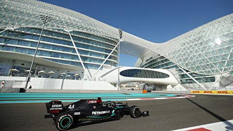 Formula 1 season to end in Abu Dhabi