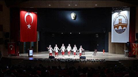 Trakya University marks Turkish Language Day