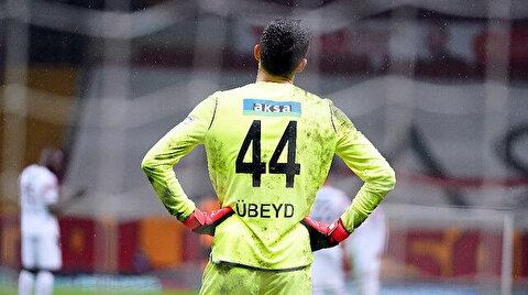 Galatasaray-Gençlerbirliği maçına kaleci Übeyd Adıyaman damga vurdu