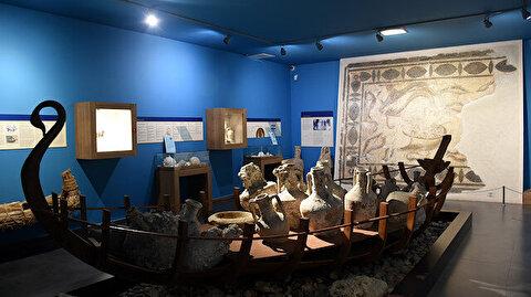 """متحف """"ألانيا"""" بتركيا.. نافذة تطل على أعماق التاريخ"""
