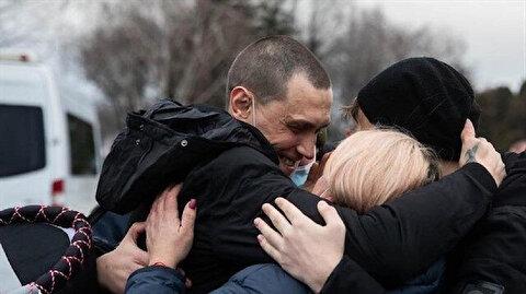 أوكرانيا: إطلاق سراح بحّارتنا لم يكن ممكنًا لولا دعم تركيا